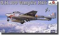 A Model Poland  1/72 DH 100 Vampire Mk.6 AMZ72208