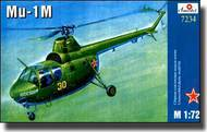 A Model Poland  1/72 Mi-1M Russian Helicopter AMZ7234