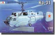 A Model Poland  1/72 Kamov KA-31 Soviet Helicopter AMZ7245