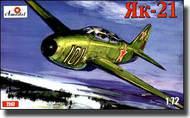 A Model Poland  1/72 Yak-21 Soviet Jet Fighter AMZ7247