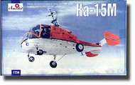 A Model Poland  1/72 Kamov KA-15M Helicopter AMZ7256