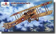 A Model Poland  1/72 Spad S.A.4 Biplane Fighter AMZ7261