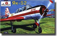 A Model Poland  1/72 YAK-52 Two-Seater Fighter AMZ7270