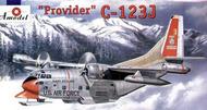 A Model Poland  1/144 C-123J Provider USAF AMZ1406