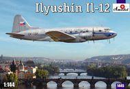 A Model Poland  1/144 Ilyushin Il-12 AMU1445