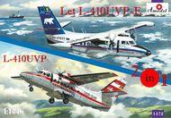 A Model Poland  1/144 Let L-410UVP & L-410UVP-E (INTERFLUG , AMU1472