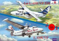 A Model Poland  1/144 Let L-410UVP & L-410UVP-E10 (ASIAN SPIRIT , W AMU1473