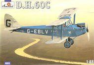 A Model Poland  1/48 de Havilland DH.60C Moth AMZ4803