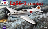 A Model Poland  1/48 LaGG-3 4 Series AMZ4809