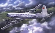 A Model Poland  1/72 Ilyushin IL-18 Passenger Airliner AMZ72011