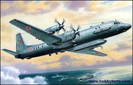 A Model Poland  1/72 Ilyushin IL-20/24 Military Transport/Rec AMZ72013