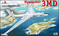 A Model Poland  1/72 Myasishyev 3MD Intercontinental Bomber AMZ72014