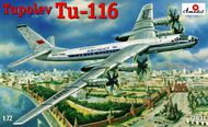 A Model Poland  1/72 Tupolev Tu-116 AMZ72031