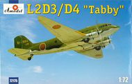 A Model Poland  1/72 L2D3/D4 Tabby AMU72175