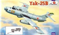 A Model Poland  1/72 Yak-25B AMU72185