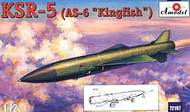 A Model Poland  1/72 KSR-5 (AS-6 Kingfish) anti-ship missile AMU72197