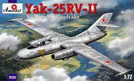 A Model Poland  1/72 YAK-25RV-II - 'Mandrake' AMU72212