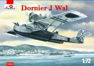A Model Poland  1/72 Dornier Wal Spanish Civil War AMU72252