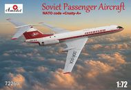 A Model Poland  1/72 Tupolov Tu-134: Interflug AMU72260