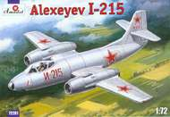 A Model Poland  1/72 Alexeyev I-215 AMU72261