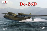 A Model Poland  1/72 Dornier Do 26D AMU72266