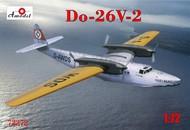 A Model Poland  1/72 Dornier Do 26V-2 Lufthansa D-AWDS 'Seefalke' AMU72272