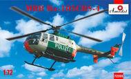 A Model Poland  1/72 MBB Bo-105 CBS-4. German Police AMZ72355