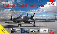 A Model Poland  1/72 Cobalt Co50 Valkyrie AMZ72372