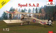 A Model Poland  1/72 Spad S.A.2 (decals for France , VVS Russia, V AMZ7260-1