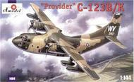 A Model Poland  1/144 C123B/K Provider USAF Cargo Aircraft AMZ1404