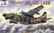 A Model Poland  1/144 NC/AC123K Provider USAF Aircraft AMZ1407