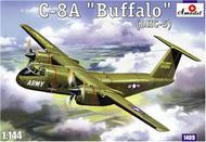 A Model Poland  1/144 C8A Buffalo (DHC5) USAF Transport Aircraft AMZ1409