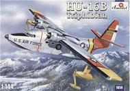 A Model Poland  1/144 HU16B Triphibian USAF Transport Hydroplane AMZ1414
