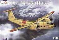 A Model Poland  1/144 CC115 Buffalo (DHC5) Canadian AF Transport Aircraft AMZ1418