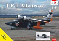 A Model Poland  1/144 UF-1 Albatros Amphibian Aircraft (Ltd Edition) AMZ1424