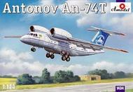 A-Model Poland  1/144 Antonov An-74T AMZ14434