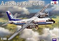 A-Model Poland  1/144 Antonov An-24B AMZ14464