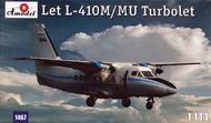 A-Model Poland  1/144 Let L-410M/L-410MU TURBOLET AMZ14467