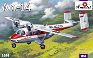 A-Model Poland  1/144 Antonov An14 Aircraft (D)<!-- _Disc_ --> AMZ1456