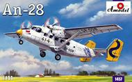 A-Model Poland  1/144 Antonov An28 Aircraft (D)<!-- _Disc_ --> AMZ1457