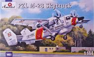 A-Model Poland  1/144 PZL M28 Skytruck Light Cargo/Passenger Aircraft (D)<!-- _Disc_ --> AMZ1461