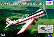 A Model Poland  1/48 Yak53 Soviet Aerobatic Aircraft (D)<!-- _Disc_ --> AMZ4808