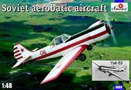 A Model Poland  1/48 Yak53 Soviet Aerobatic Aircraft (D)<!-- _Disc_ --> AMZ4808