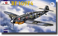 A Model Poland  1/72 Messerschmitt Bf.109F4 WWII German Fighter AMZ72125