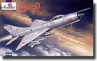 A Model Poland  1/72 Su9 Soviet Fighter Interceptor AMZ72135