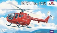 A-Model Poland  1/72 MBB Bo105 Rescue Helicopter (D)<!-- _Disc_ --> AMZ72255