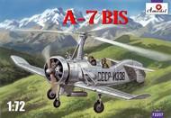 A Model Poland  1/72 A7bis Soviet Autogiro Aircraft (D)<!-- _Disc_ --> AMZ72257