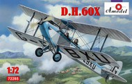 A Model Poland  1/72 DH60X 2-Seater Biplane (D)<!-- _Disc_ --> AMZ72285