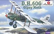 A Model Poland  1/72 DH60G Gipsy Moth 2-Seater Biplane AMZ72286