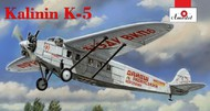 A Model Poland  1/72 Kalinin K5 Soviet Airliner (D)<!-- _Disc_ --> AMZ72287